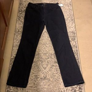 Not your daughters jeans NYDJ Sheri slim jeans